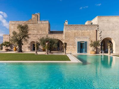 Photo for Luxurious All-Suite Villa & Beach Club in Heart of Puglia