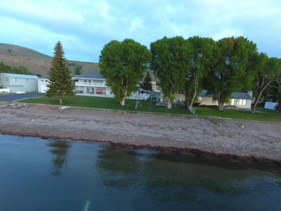 Photo for Located on the South Beach of beautiful Bear Lake, Utah