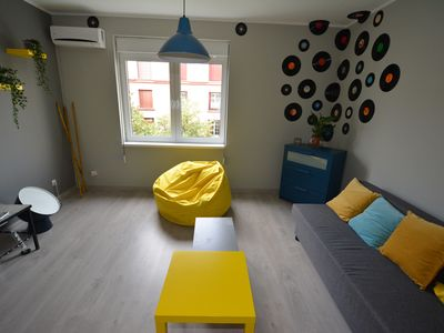 Hi! Looking for place to stay in Belgrade? Try Dorćol Dwellings Vinyl Apartment!