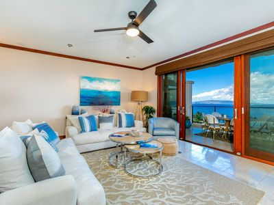 Photo for PREMIER PANORAMIC OCEAN VIEWS! WBV I503