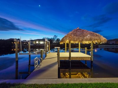 Photo for Sunsets, & Quiet enjoyment!! Vacation in this gorgeous custom built new construction home NW Cape Coral