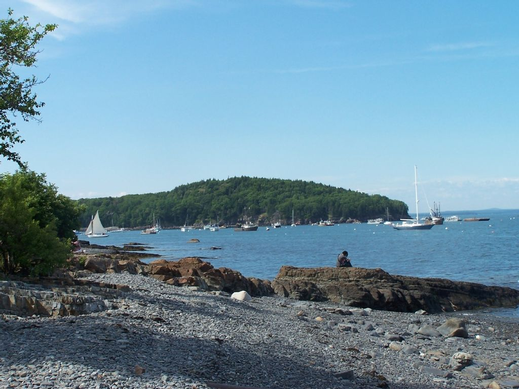 Shannon Cottage In Town Bar Harbor 5 Min Walk To Village