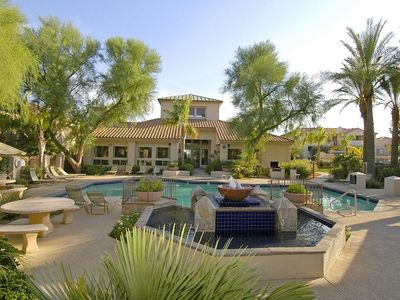 Photo for Ahwatukee Resort Living, Renovated, Classically Decorated 1st Floor Condo!