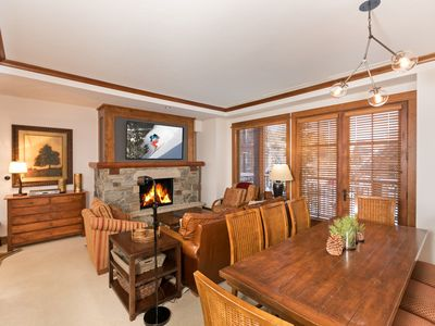 Photo for 4-star 3 bdrm, sleeps 8, close to Lake Tahoe