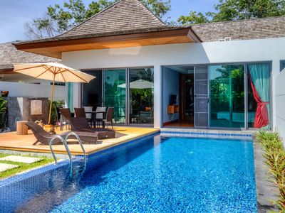 Photo for Vanille - 2BR Modern Tropical Pool Villa