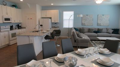 Photo for A luxury 5/4 retreat to call your home base for the perfect escape to paradise! Great for families,