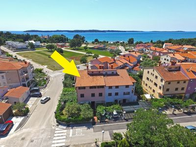 Photo for Holiday apartment Fažana for 2 - 5 persons with 1 bedroom - Holiday apartment