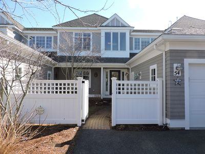 Photo for Beautiful New Seabury Home With Views of the Ocean and Close to the Beach