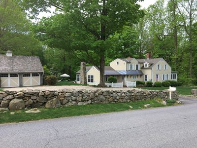 Photo for Get out of NY - Lovely CT country home sleeps 9 available Memorial Day Weekend!