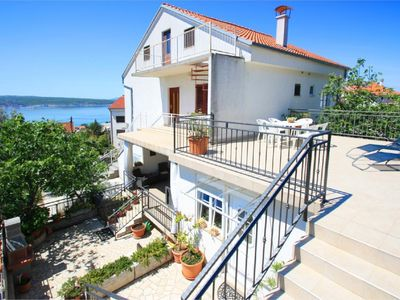 Photo for Holiday apartment Crikvenica for 8 - 10 persons with 4 bedrooms - Holiday apartment