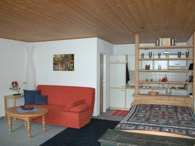 Photo for Cozy apartment in the mountain village Spitzingsee