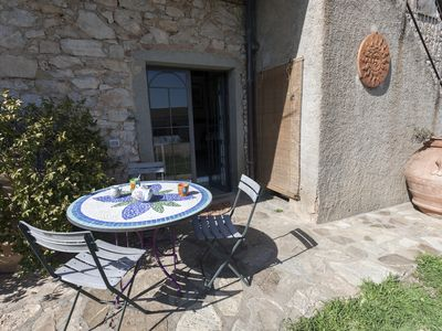 Photo for inside MAREMMA NATURAL PARK, 4 km from the sea of Talamone ★ 2 people apartment