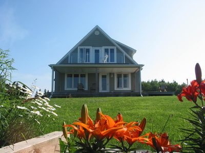 Photo for 3BR House Vacation Rental in St. Peter's Bay RR, Prince Edward Island