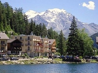 Photo for Apartment in Champex-Lac, Valais, Switzerland