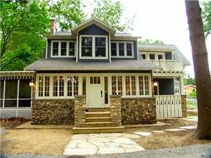 Photo for Blue Stone Cottage: 6 BR / 4 BA five bedroom home in New Buffalo, Sleeps 15