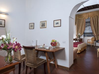 Photo for Cozy apartment in the hearth of the historical centre
