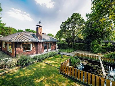 Photo for The Veluwe is a perfect place for a spa vacation in the Netherlands. The villa has its own sauna, swimming pool, and hot tub!
