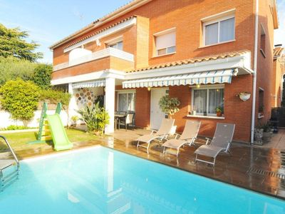Photo for Club Villamar - Charming holiday villa with private pool located in a privileged area at walking ...