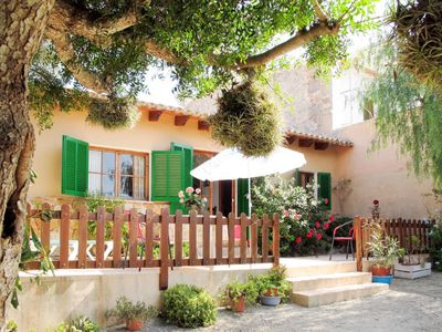 Photo for Vacation home Margarita (LOM130) in Llombards/C.Llombards/C.S'Almonia - 5 persons, 2 bedrooms