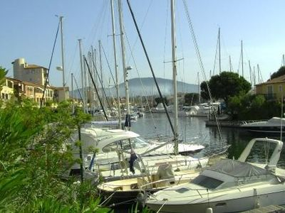 Photo for APARTMENT IN PORT GRIMAUD HEART WITH TERRACE