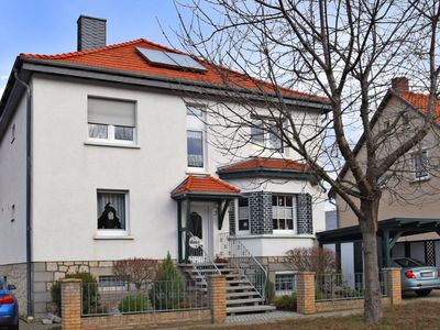 Photo for Lovely first-floor apartment in Gernrode, in the Harz, with use of the garden