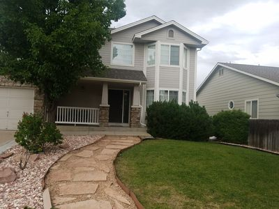 Photo for Family-Friendly welcoming home in Centennial Colorado. Located very quiet area.