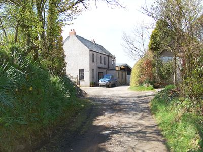 Photo for Old character cottage in lovely countryside setting 4  Miles From Bude Beaches