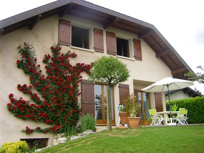 Photo for Beautiful house for rent near Annecy