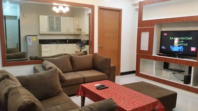 Photo for Fully Furnished, Elegant Condominium unit with Free Parking and Wifi