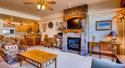 Photo for Deluxe, Cozy, Classic Mountain Condo | Near Chairlifts