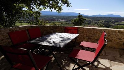 Photo for Gite in the heart of the Verdon National Park, 6 pers, 2sdb, beautiful view!