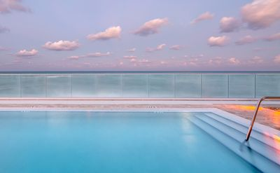 Photo for Brand New Luxury Oceanfront Condo - Professionally Decorated, Concierge, Valet
