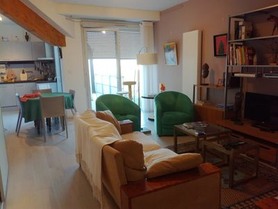 Photo for Cozy apartment T4 84m ² near downtown