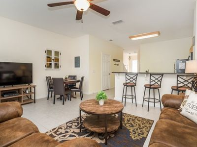 Photo for Warm 3 BR Villa in Windsor Hills Resort near Disney!