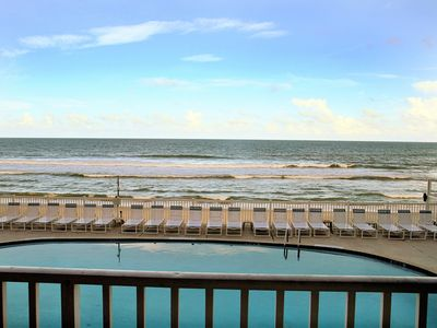 Photo for A+ Direct Oceanfront Condo & Unbeatable View!!