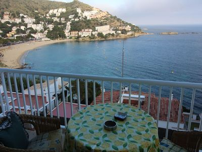Photo for Very well it located in the cove of Canyelles Petites with fantastic sea view.