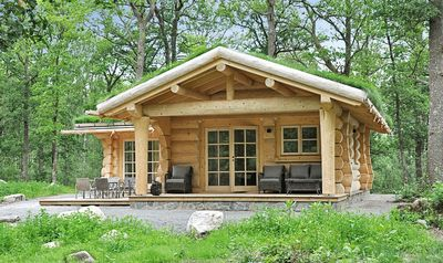 Photo for Beautiful and intimate cabins in southern Sweden