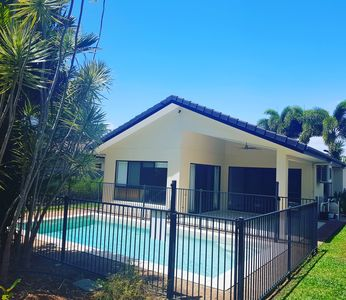 Photo for Tropical Home Stay - Pool, Unlimited NBN wifi, Netflix