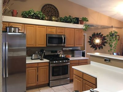 Photo for Beautiful 3 Bedroom w/jacuzzi & private yard in West Sedona