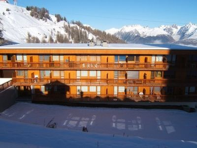 Photo for Rental in downtown La Plagne, 6463 feet