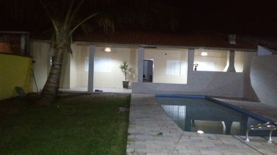 Photo for Beach House for Rent for Rent 700 meters from the beach (5 blocks).