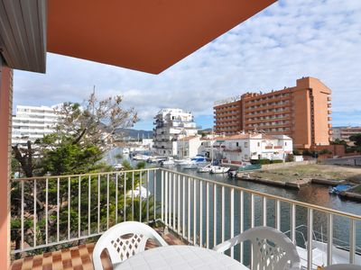 Photo for AP MED - 5 - CANAL - REF: 117334 - Apartment for 6 people in Rosas / Roses