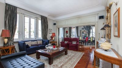Photo for Rental In Rome Lepanto Deluxe Penthouse
