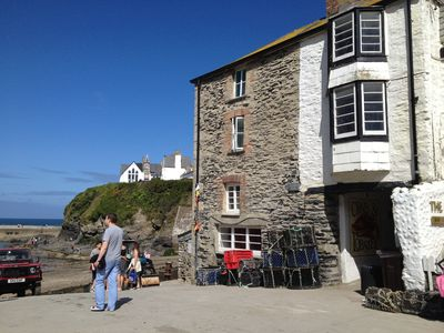 Photo for Tidesreach Port Isaac, also Known as The Crab & Lobster in Doc Martin, Sea views