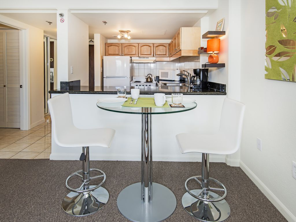 City View Condo with Full Kitchen and Tons of Amenities in the ...