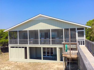 Photo for Edwards: 6 BR / 3 BA house in Pawleys Island, Sleeps 15