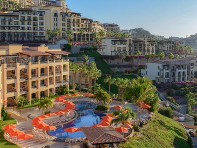 Photo for Beautiful Ocean View 2BR/2BA at Pueblo Bonito Sunset Beach Golf and Spa Resort