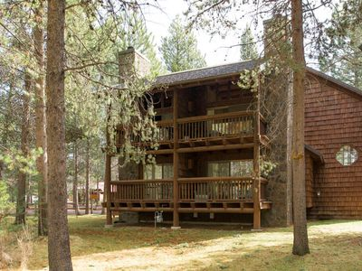 Photo for 13 Wildflower: 2 BR / 2 BA condo in Sunriver, Sleeps 6