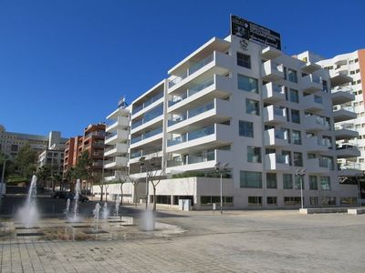 Photo for LUXURIOUS T3, FOZPALACE RESIDENCE SPA ON THE BEACH OF ROCHA