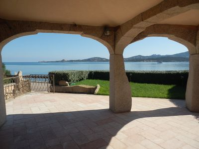 Photo for Villa Colonna Sea Front 4/6 beds, 2 bedrooms, 2 bathrooms.